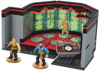 Mega Bloks Star Trek U.S.S. Enterprise Transporter Room Collector Construction Set