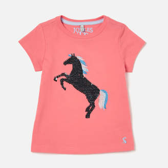 Joules Girl's Astra Jersey T-Shirt