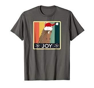 Christmas Bay Horse T-Shirt
