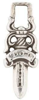 Chrome Hearts Dagger Charm Pendant