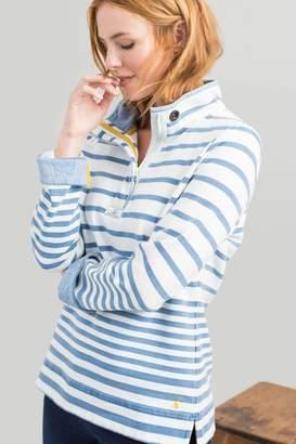 Joules High Neck Sweatshirt