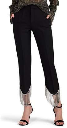Area Women's Frieda Crystal-Embellished Pants