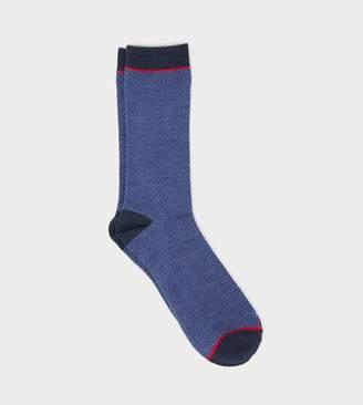 UGG Ezren Herringbone Crew Sock