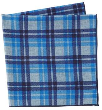 Original Penguin Dakota Plaid Pocket Square