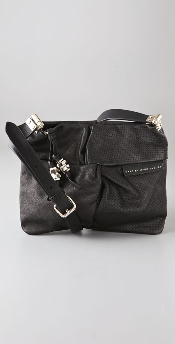 Marc By Marc Jacobs Bow Wow Wow Big Percy Cross Body Bag