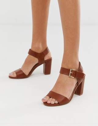Carvela block heel sandal
