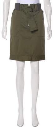 3.1 Phillip Lim Knee-Length Zip-Up Skirt