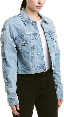 Jonathan Simkhai Johnathan Simkhai Denim Crop Jacket
