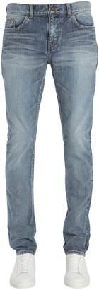 Saint Laurent Low-waisted Jeans