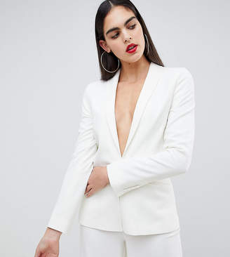 Asos Tall DESIGN Tall tailored forever blazer