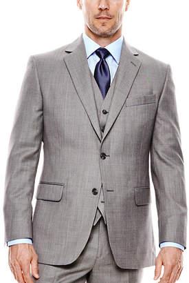 STAFFORD Stafford Travel Sharkskin Suit Jacket - Classic Fit