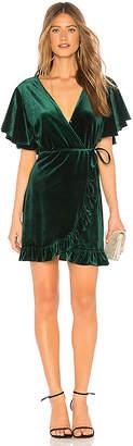 BB Dakota JACK by West Village Velvet Dress