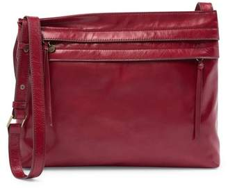 Hobo Larkin Leather Crossbody Bag