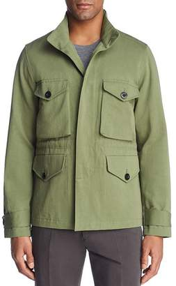 Paul Smith Field Jacket with Zip-In Hood