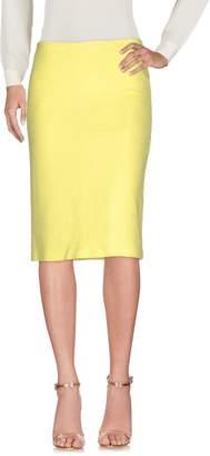 ARMANI COLLEZIONI Knee length skirts $194 thestylecure.com