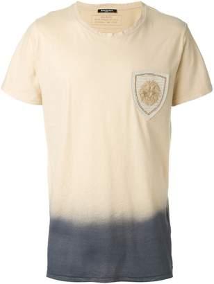 Balmain dip-dye T-shirt