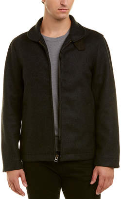 Billy Reid Deck Wool-Blend Coat