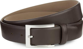 HUGO BOSS Barnabie leather belt