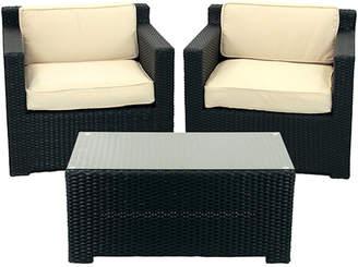 outdoor patio furniture set shopstyle rh shopstyle com