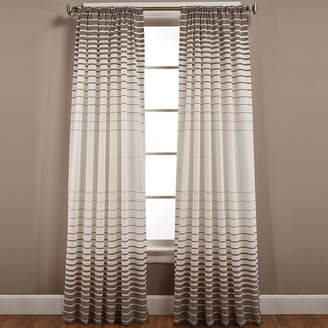 Saturday Knight Side Step Rod-Pocket Curtain Panel