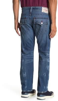 True Religion Ricky Flap Pocket Straight Jeans