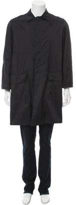 Dolce & Gabbana Wool-Lined Car Coat