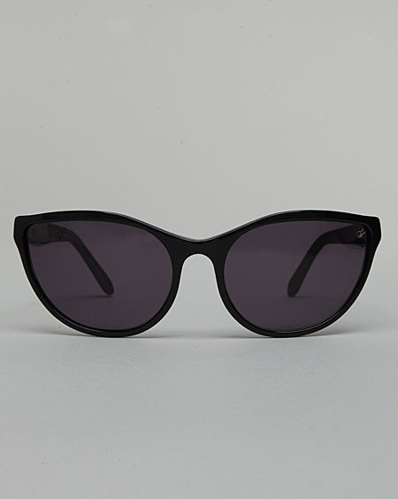 Proenza Schouler Extended Cat Eye Sunglasses