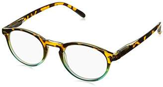 Peepers Unisex-Adult Book Club 934225 Round Reading Glasses