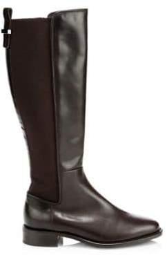Aquatalia Nastia Leather Knee-High Boots