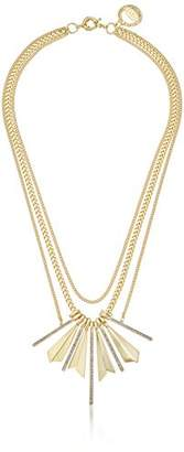 Giles & Brother Women's Ray Pave Chain Necklace