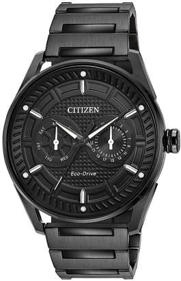 DRIVE FROM CITIZEN ECO-DRIVE Drive from Citizen Mens Black Bracelet Watch-Bu4025-59e