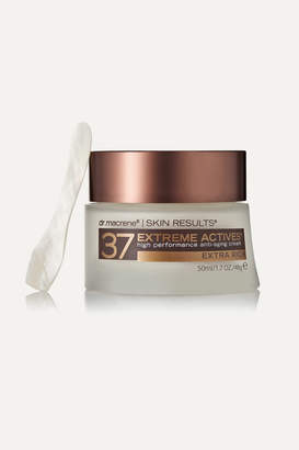 37 Actives Extra Rich High-performance Anti-aging Cream, 30ml - Colorless