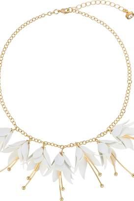 4d7936c0 Ted Baker Jewellery Fawna Fuchsia Flower Necklace TBJ1752-02-08