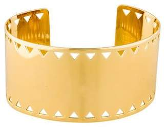 Arme De L'Amour Triangle Motif Upper Arm Cuff