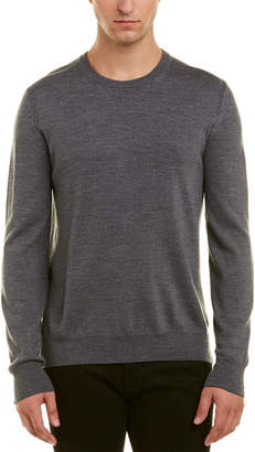 Burberry Wool Crewneck Sweater
