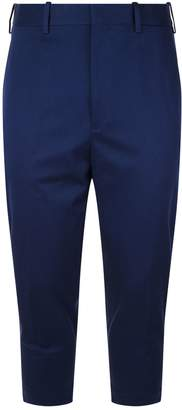Neil Barrett Cropped Tapered Trousers