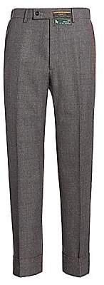 Gucci Men's Wool Dress Pants