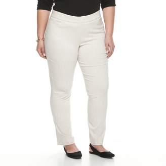 Briggs Plus Size Millennium Pull-On Pants