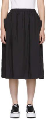 Comme des Garcons Black Padded Skirt