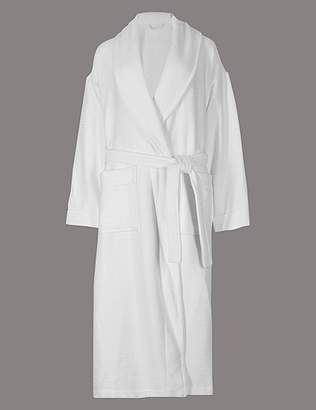 Marks and Spencer Modal Rich Waffle Dressing Gown