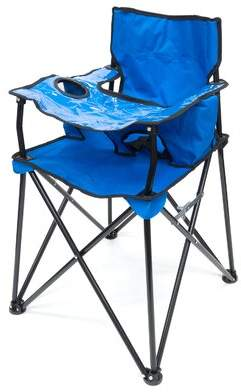 Freeport Park Jonathan Baby High Folding Camping Chair Freeport Park