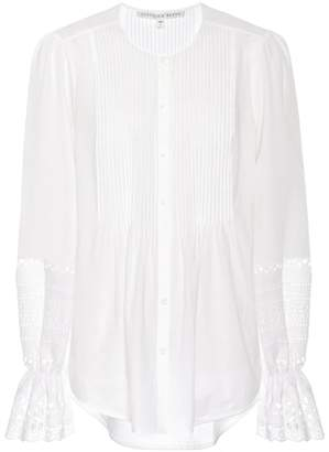 Veronica Beard Milli cotton shirt