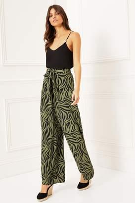 eafc5f39cd Next Wide Leg Trousers - ShopStyle UK