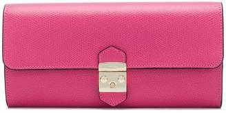 Furla bifold foldover wallet