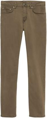 Banana Republic Slim Color Wash Fly-Weight Jean