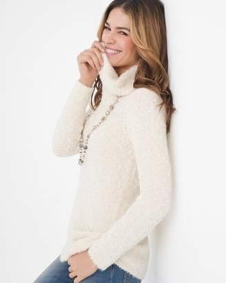 Chico's Chicos Cozy Cowl Pullover Sweater