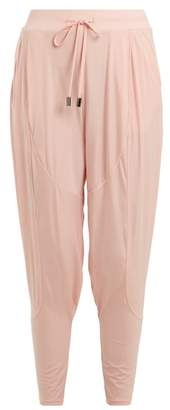 Charli Cohen - Saber Tapered Leg Performance Track Pants - Womens - Light Pink
