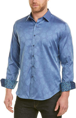 Robert Graham Haystack Classic Fit Woven Shirt