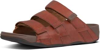 FitFlop Ethan Leather Slides