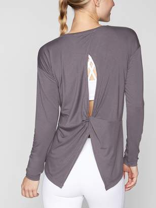 Athleta Essence Twist Long Sleeve
